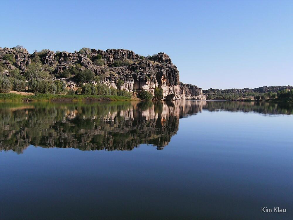Geikie Gorge, Western Australia by Kim Klau