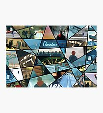 Spring Day Puzzle  Photographic Print
