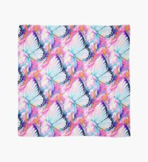 Chalkhill Pink Butterfly Scarf