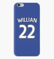 Willian Chelsea Jersey iPhone Case