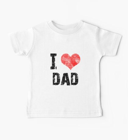 I love DAD Kids Clothes