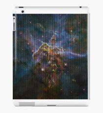 Knitted Carina Nebula iPad Case/Skin