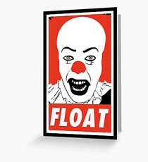 OBEY Pennywise Greeting Card