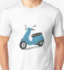 Not only a scooter Unisex T-Shirt