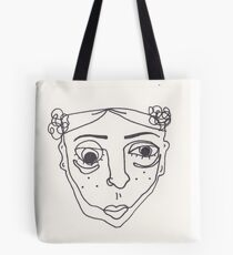 shes tired Tote Bag