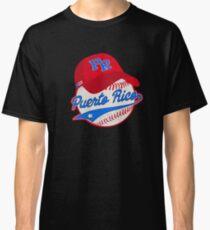 Puerto Rico Baseball Ball Cap Puerto Rican Classic T-Shirt