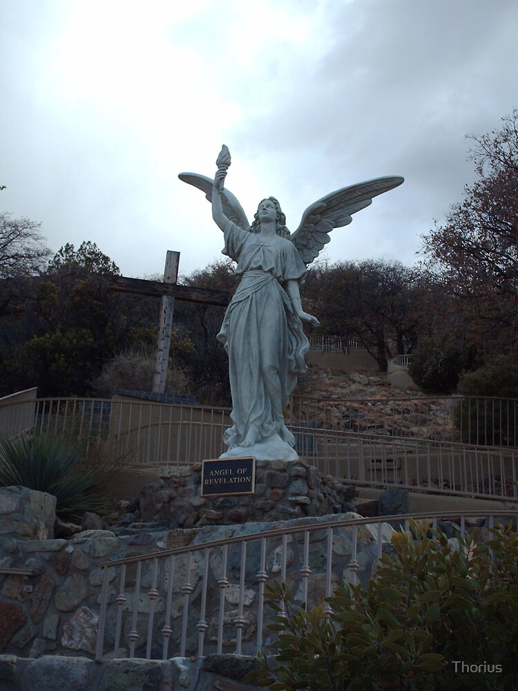 Angel of Revelation by Thorius