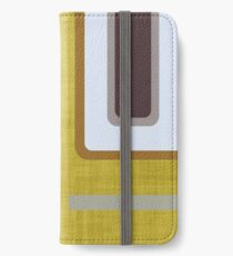MCM To The Quad! iPhone Wallet/Case/Skin