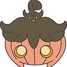 Pumpkaboo Sticker by TheSikorsky