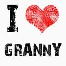 I Love My Granny by Stuart Stolzenberg