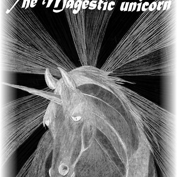 My Unicorn by moonstone