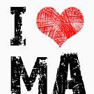 I Heart Ma by Stuart Stolzenberg