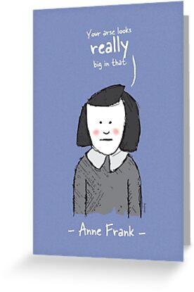 Anne Frank by samedog