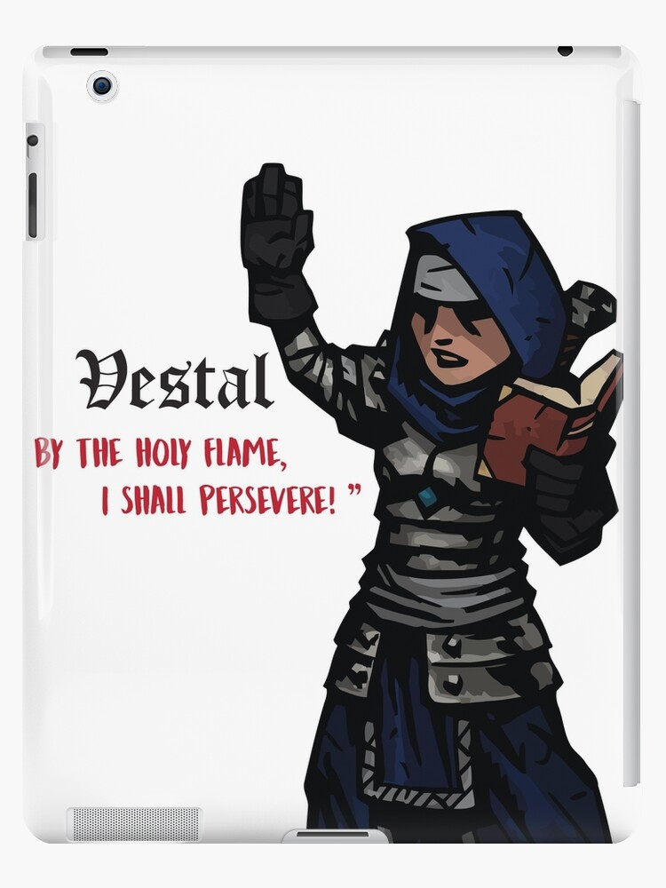 Medieval War Vestal Quotes Ipad Cases Skins By Reuk45 Redbubble