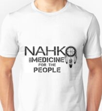Nahko and Medicine for the People Logo Unisex T-Shirt