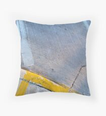 Photo 4.10: Divergent Paths Throw Pillow