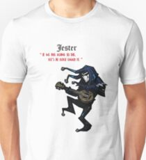 MEDIEVAL WAR - JESTER QUOTES Unisex T-Shirt