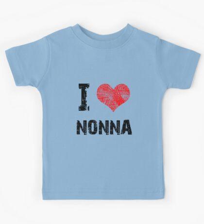 I Love Nonna Kids Clothes