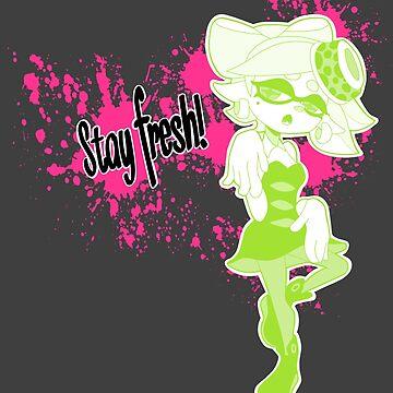 Marie -- Stay Fresh! by honeneko