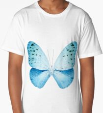 MISS BUTTERFLY EUPLOEA X-RAY White Edition Long T-Shirt