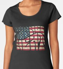 Canned Heat Women's Premium T-Shirt