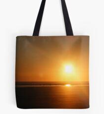 cefn sidan sunset Tote Bag