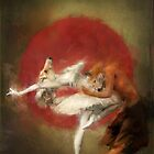 fox ballet by badmiaou