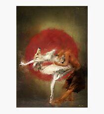 fox ballet Photographic Print
