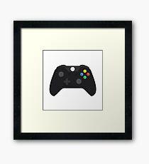 Xbox Controller! Framed Print