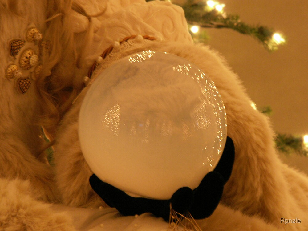Look Deep Into My Crystal Ball..... by Rpnzle