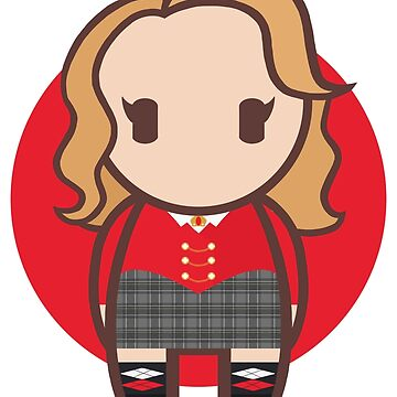 Heather Chandler | Heathers by aimee-draws