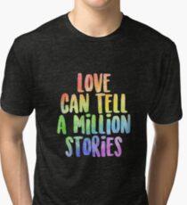 A Million Stories | Falsettos Tri-blend T-Shirt