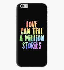A Million Stories | Falsettos iPhone Case