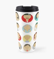 In the Heights Busts Travel Mug