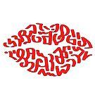Kiss Lips by Karotene