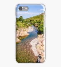 Fango river in Corsica iPhone Case/Skin