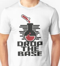 Drop the Base Chemical Science Unisex T-Shirt