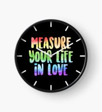 Messen Sie Ihr Leben in der Liebe | Miete Uhr