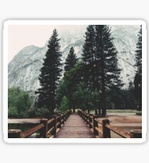 Woodlands Sticker