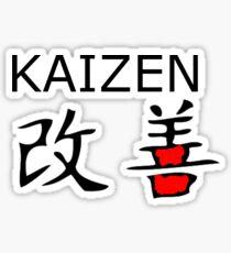 Kaizen Sticker