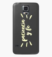 Paciencia Y Fe | In the Heights Case/Skin for Samsung Galaxy
