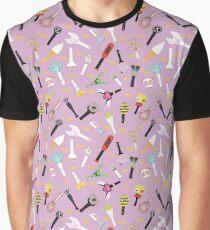 Lightsticks2 Graphic T-Shirt