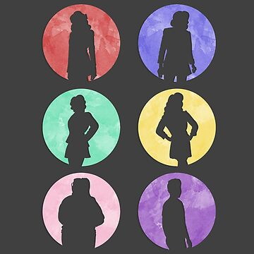Heathers Silhouette by aimee-draws