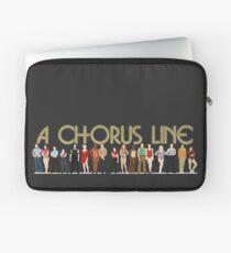 A Chorus Line Laptop Sleeve