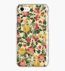 Rose Spring Floral I iPhone Case/Skin