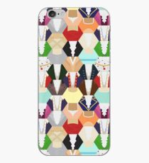 Costume Patchwork | Hamtilton iPhone Case