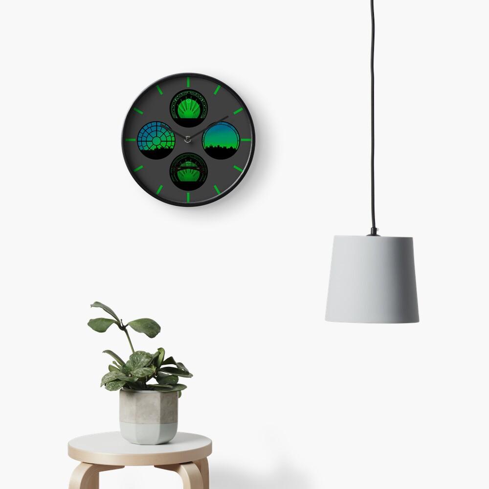 Wicked | Set Circles Clock