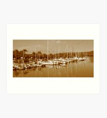 Port Douglas Art Print