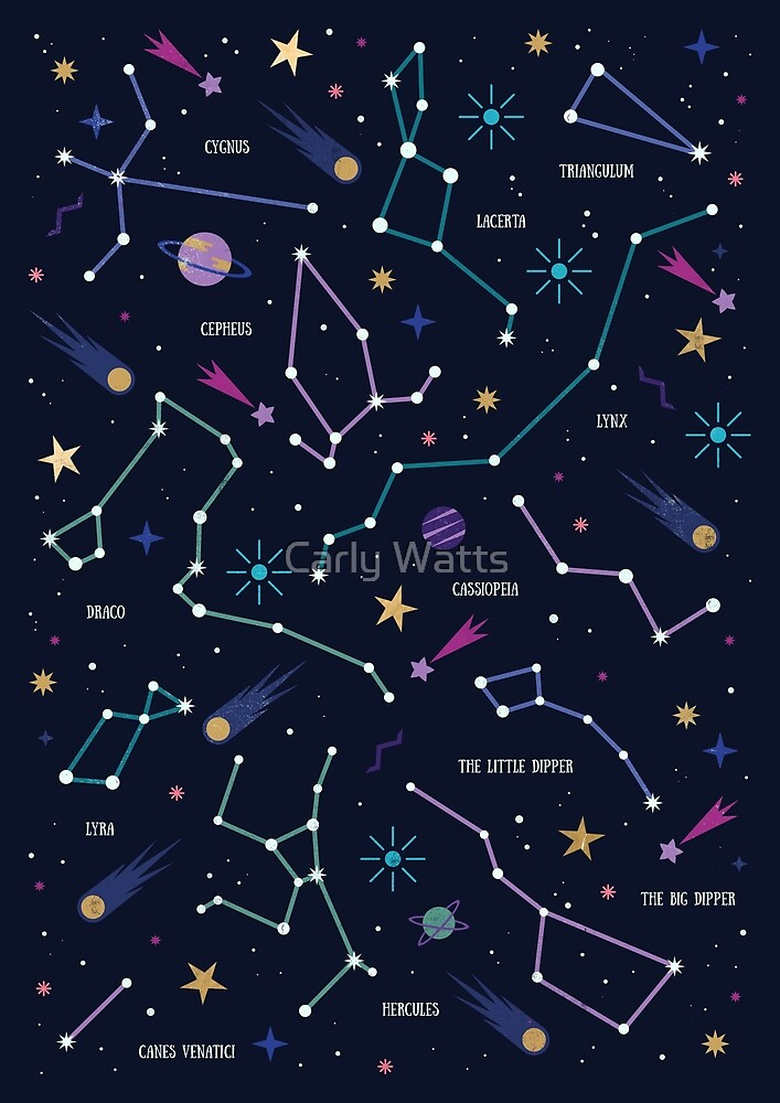 The Stars  by Carly Watts