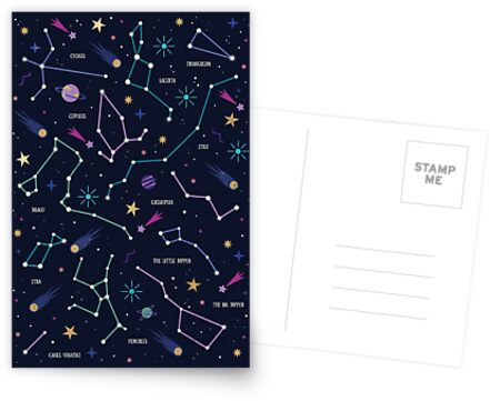 «Las estrellas» de Carly Watts